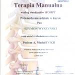 TERAPIA MANUALNA IV